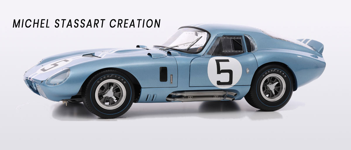 Cobra Daytona Coupe CSX2299